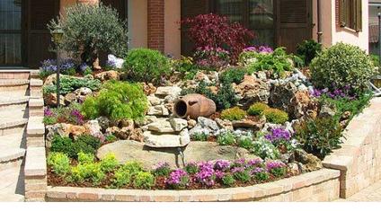 Astuces pour créer un beau jardin de rocaille. - Blog de ...