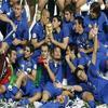 L'équipes italienne a la coupe du monde