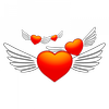 le coeur messager