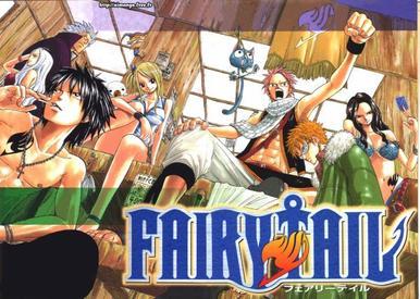 Vingt deuxième critique: Fairy Tail
