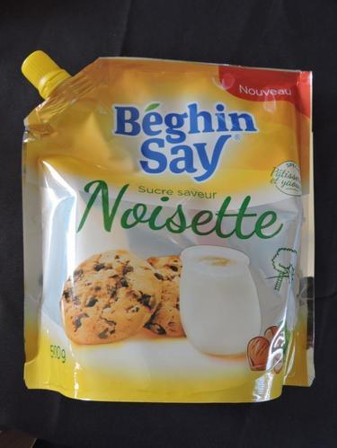 Ambassadrice pour Béghin Say