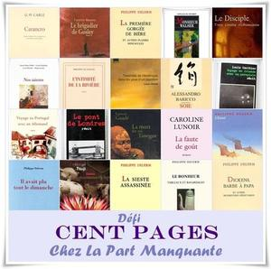 Challenge 100 pages