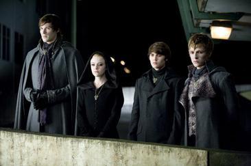 Chapitre 4 : Hermione rencontre les Volturi