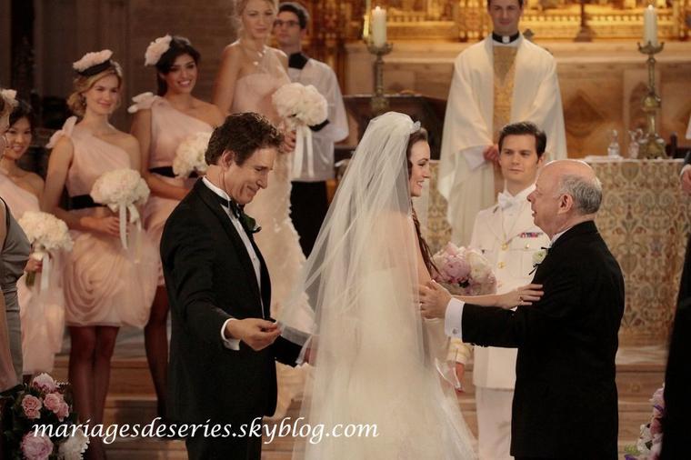 Blair Waldorf (Leighton Meester) & Louis Grimaldi (Hugo ...