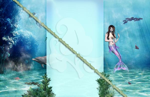 Habillage 21 - Sous l'océan