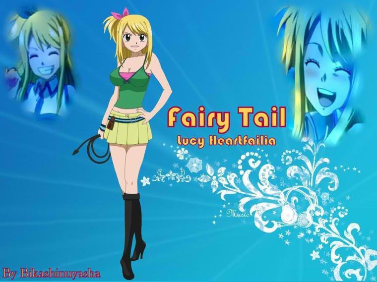Lucy heartfilia 3