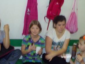 Bon anniversaire Angélina et Audrey
