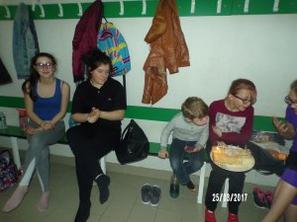 Joyeux anniversaire Cléa (et Agnès)