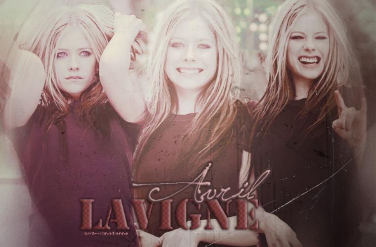 Avril et ses shoots