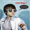 """Justin Bieber On dirait qu'il a pris l'expression """"Lunnettes Mouches"""" à la lettre ! -"""