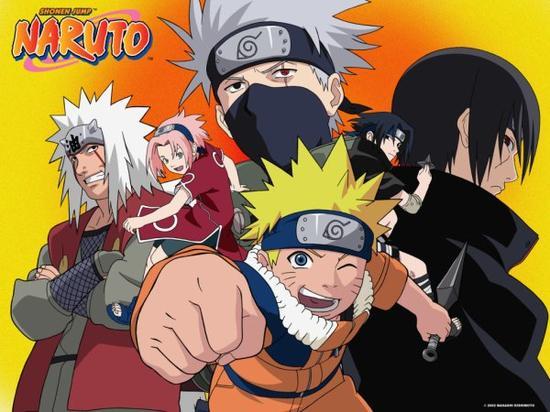 Naruto! Shônen, Coup de Coeur 2013! <3
