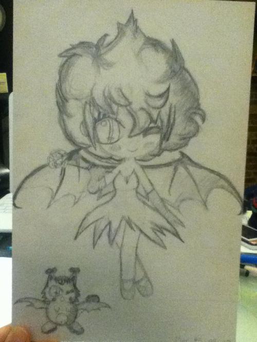 Et encore un petit dessin ^^