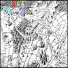 Carte des alentours du Lac