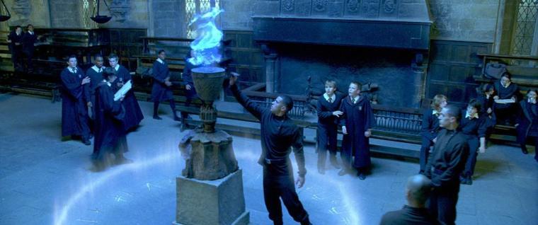 Harry potter et la coupe de feu voldemort est la - Harry potter et la coupe de feu cedric diggory ...