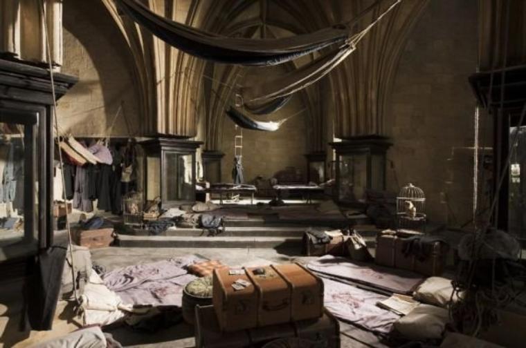 Decor Harry Potter Voldemort Est A La Fois Mon Passe Mon