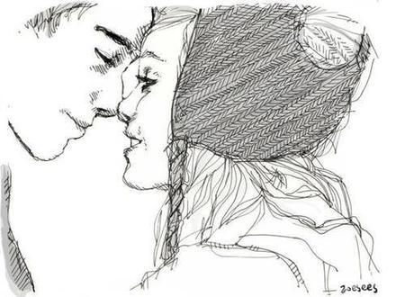 Ce dessin , c'est juste de l'imagiation , je rêve un peut trop , tu ne m'aimeras jamais .