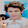 """-Espace Vidéos - Tu as une vidéo """"Coup de coeur"""" concernant les Jonas Brothers ?   Montre la moi, si elle me plait, elle sera sur cet article avec un lien vers ton blog !"""