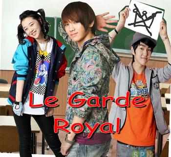 Le garde royal - Sakiye-Prod