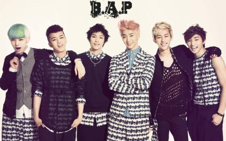 Pourquoi es-tu rentré dans ma vie - BAP-Love-K-pop