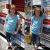 . 04/07/10 : Voici Joey posant devant le camion de Glace d'Archie.Pour plus d'informations ou de photos de aller sur leur site officiel Archie Sice Cream.