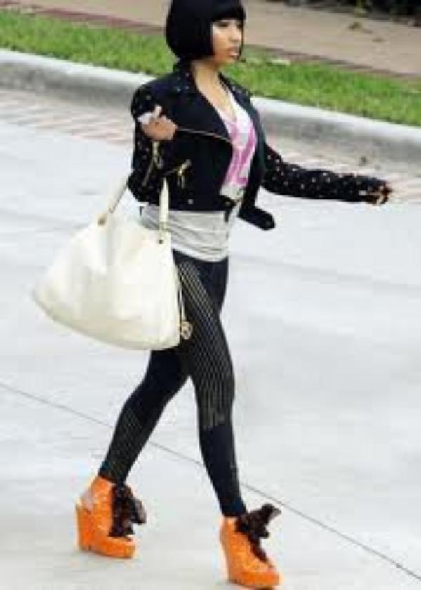 Nicki Minaj n'achèterait aucun de ses vêtements elle-même. Et pour cause : le shopping, c'est pas son truc !