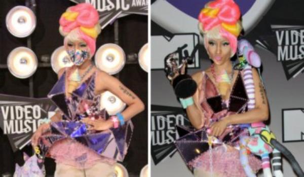 Nicki Minaj apprend la mode à Lady Gaga... ou pas !