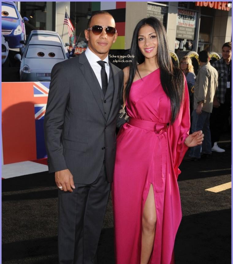 -- Samedi 18 Juin 2011 : Premiere de Cars 2 à Los Angeles --