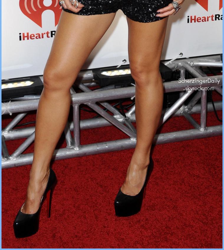 -- Samedi 24 Septembre 2011 : Nicole était présente au IHeartRadio Festival à Las Vegas.. --