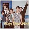 __ » John's Birthday.  || n'oublie pas de laisser  un commentaire __ catégorie(s) : John Taylor, Jonas Band.