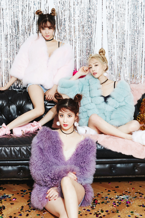 """TaeTiSeo pour le concept photo""""Dear Santa"""""""