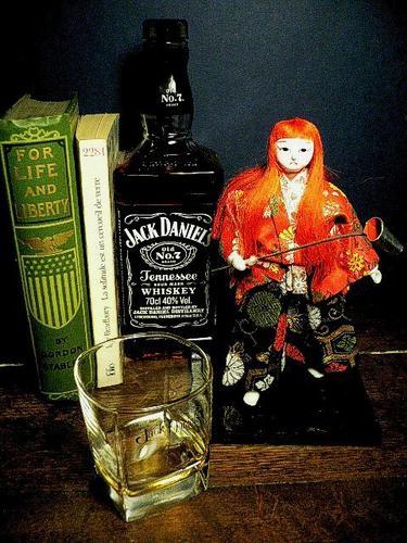 Jack Daniel's et  le Shōjō