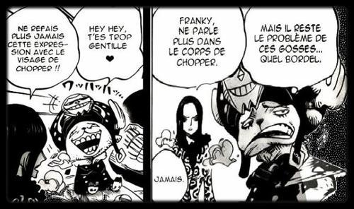 Franky loveur !