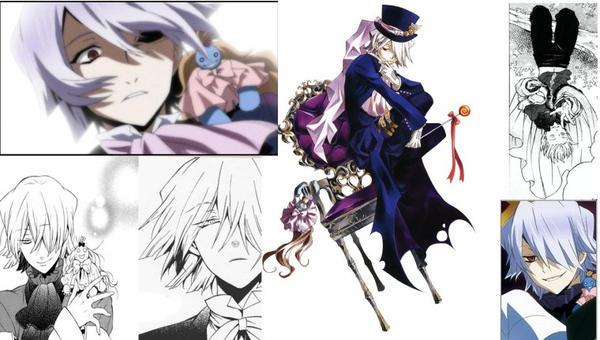 Mon top 8 des beaux gosses de manga