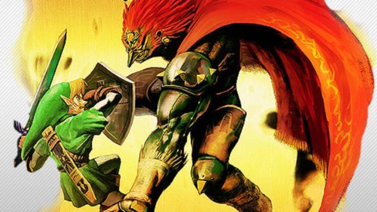 Zelda: Ocarina of Time sur 3DS