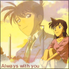 Ran and Shinichi icon2