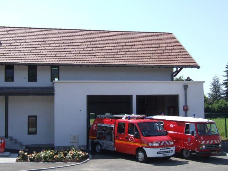 CENTRE D'INTERVENTION DES POMPIERS DE  GEX