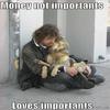 l argent n est pas important l amour est important