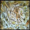 SEZ sketch sur toile