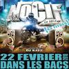 mixtape nocif une tuerie le 22 fevrier dans les bac mixe by dj kayz !!!