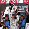 Japon 2005: Fisichella s'incline face à Raikkonen