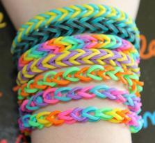 Fabriquer des bracelets elastiques
