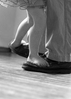 «Le coeur d'un père s'agrandit avec chaque enfant.» Jean Basile Bezroudnoff