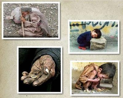 لو ان الفقر رجلا لقتلته