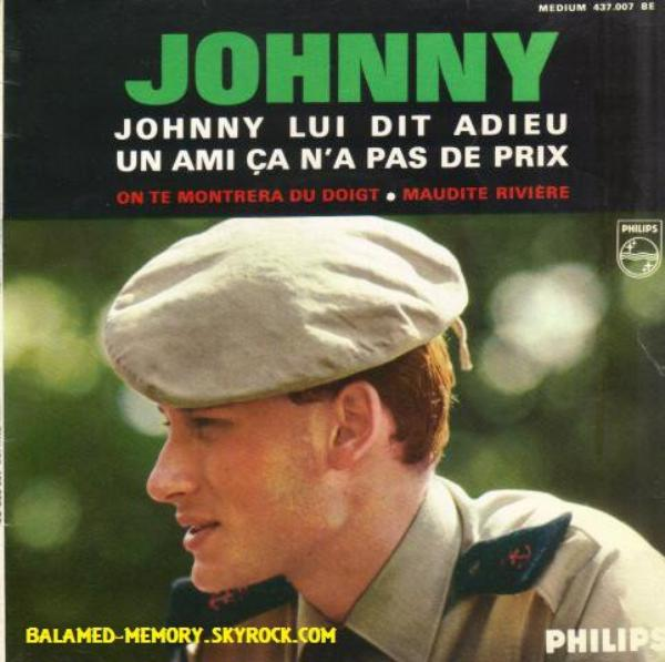 CHRONIQUE MUSICALE : Johnny HALLYDAY - Johnny Lui Dit Adieu (1965)