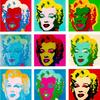 Marilyn ... version andy warhol