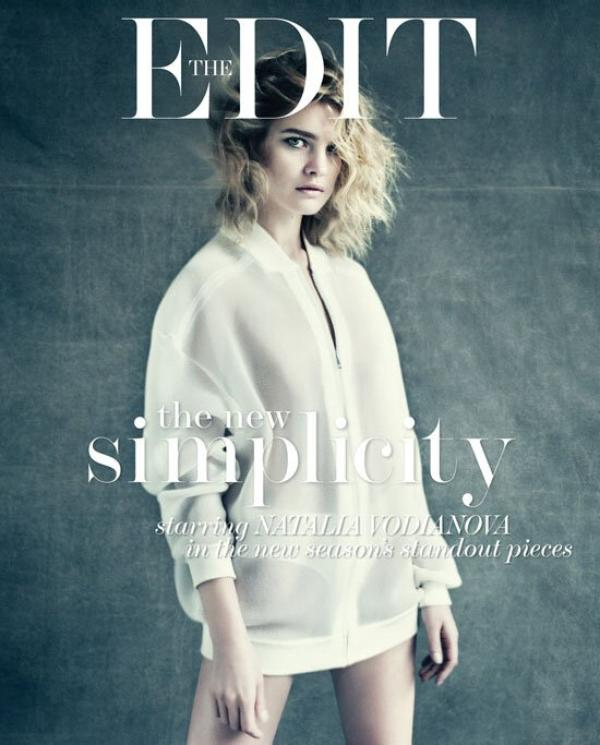 Couvertures: W Magazine, The Edit, Marie Claire UK Mars 2013 ; Apparition : Exposition de Jason Brooks Ultraflesh