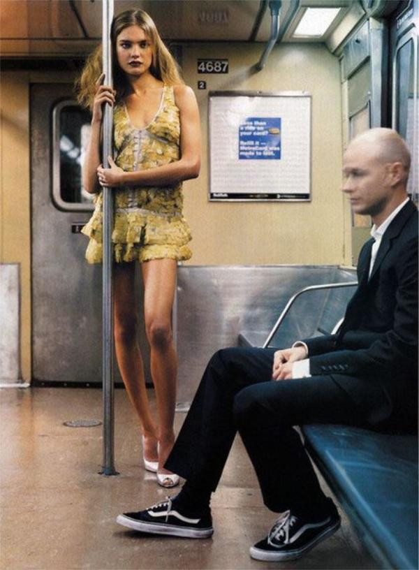 Souvenez-vous : Editorial : In the Mood of Love par Steven Klein dans Vogue US : Février 2003