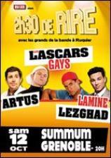 Date exeptionnelle des lascars gays avec Lamine et Artus!!!