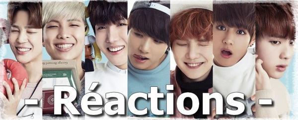 Réactions BTS