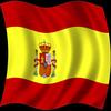 le drapeau  de espagne
